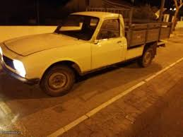 peugeot 504 pickup peugeot 504 pick up julho 91 à venda pick up todo o terreno