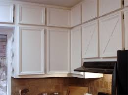 HOME DZINE Kitchen Add Moulding And Trim To Cabinets - Kitchen cabinet trim