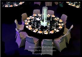 black and white chair covers products
