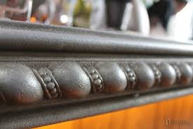 Slipcast Zinc Black Granite Countertops by 24 Best Zinc Countertops La Bastille Images On Pinterest