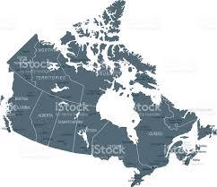 Calgary Canada Map by Canada Map Stock Vector Art 585775874 Istock