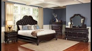 Ariana Bedroom Set Contemporary Modern Design B2944 Bedroom Collection By Avalon Furniture Youtube