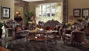 Formal Living Room Sets Dallas Designer Furniture Versailles Formal Living Room Set In