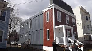 shipping container house connecticutrunkle consulting inc