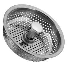 Garbage Disposal Mesh Kitchen Stainless Steel Sink Strainer Waste - Kitchen sink drain plug