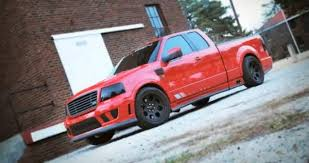 ford f150 saleen truck for sale truckin fast saleen s331 f 150 flexes its autocross muscles