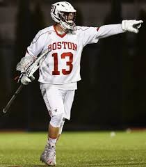 Banister Ball Bu Men U0027s Lacrosse Goalkeeper Christian Carson Banister Makes Waves