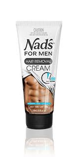 amazon com nad u0027s for men hair removal cream 6 8 oz bath