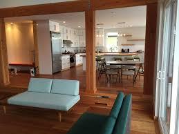 serene stylish west coast modern cabin with views britannia