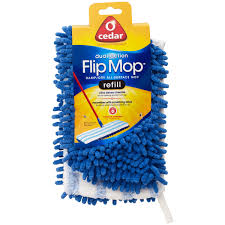 Rubbermaid Mops Walmart by O Cedar Dual Action Flip Mop Refill Walmart Com
