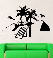 compare prices on agency wall stickers online shopping buy low vacations wall stickers relax beach travel agency mountains vinyl decal china mainland