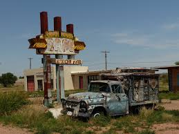 tucumcari route 66 abandoned motels derelict vehicles youtube