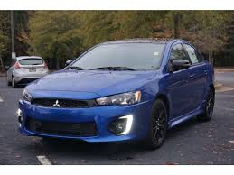 blue mitsubishi lancer mitsubishi lancer in union city ga don jackson mitsubishi