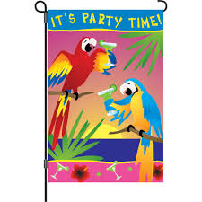 Mini Garden Flags Party Flags