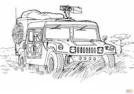 army coloring pages army hummer coloring page free printable