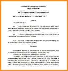 sample business partnership agreement business partnership