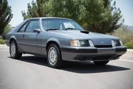 1985 5 mustang svo 1985 ford mustang svo hatchback 2 door 2 3l 17 500 original