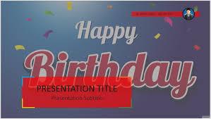 happy birthday powerpoint 51945 free powerpoint happy birthday