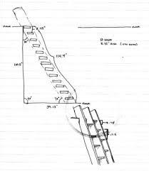 alternating tread stair design a more decor