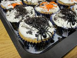 halloween oreo cupcakes bakes for breast cancer