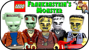 Monster Halloween by Lego Frankenstein U0027s Monster Halloween Minifigure Complete