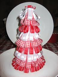 make ribbon for christmas tree christmas lights decoration