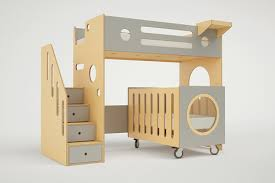 Bed Crib Marino Bunk Bed Crib Casa