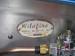 Wildfire Car For Sale by Woodill Wildfire Fiberglass Sports Car