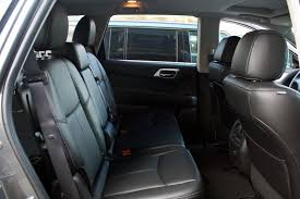 nissan pathfinder seat covers 2017 nissan pathfinder review autoguide com news