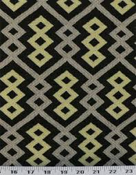 Online Drapery Fabric Chevron Yellow White Online Discount Drapery Fabric And
