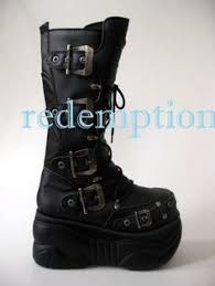 womens boots burning buckle boots search 4 burning