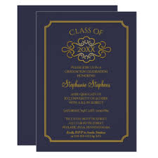 college graduation invites college graduation party invitations announcements zazzle