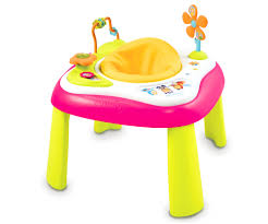 table d activité bébé avec siege cotoons youpi baby asst 1er eveil cotoons premier age
