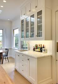 vintage glass front kitchen cabinets amazing san francisco glass front cabinets for kitchen