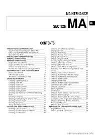 nissan patrol 1998 y61 5 g maintenance workshop manual