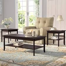 Table Set For Living Room Coffee Table Sets You Ll Wayfair