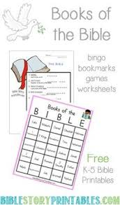 worksheet review for every section of the bible 20 printable