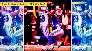 lions vs cowboys card highlights 9 in 2014