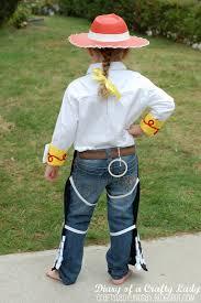 Toy Story Jessie Halloween Costume Diary Crafty Lady Cowgirl Jessie Halloween Costume
