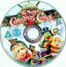 the muppet carol 1992 r2 dvd cd label dvd