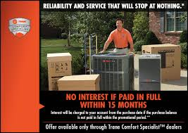 Trane Comfort Solutions Trane Connecticut And Western Massachusetts Heating And Cooling