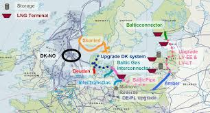 Map Of Poland And Germany by Baltic Energy Market Interconnection Plan European Commission