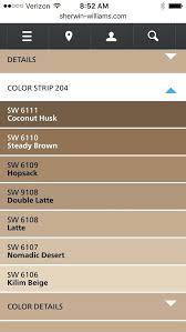 light brown paint color chart brown paint swatches best brown paint colors ideas on rustic paint