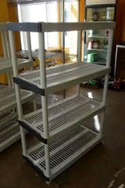 Heavy Duty Shelves by Heavy Duty Plastic Shelving For Miners