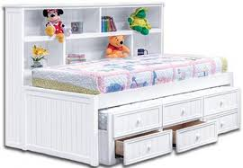 White Bookcase Headboard Twin Inspiring Twin Captains Bed Plans And Bedroom Bensonhurst Black
