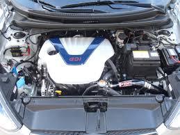hyundai veloster horsepower painted engine cover