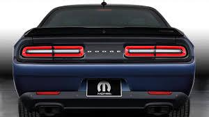 Dodge Challenger Lights - mopar challenger celebrates 80 years of mopar at the chicago auto show