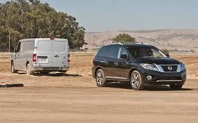 nissan pathfinder platinum black 2013 nissan pathfinder 4wd platinum first test truck trend