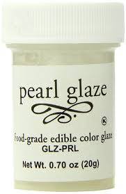 edible pearl bakery crafts pearl glaze ready to use food grade