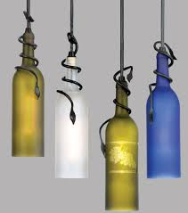 Diy Glass Pendant Light 50 Coolest Diy Pendant Lights